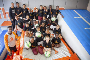 Molenbeek School at The Kids Gym - PLC