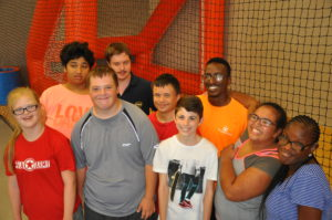 Perpetua House Teens at The Kids Gym - Physical Literacy for Children (PLC)